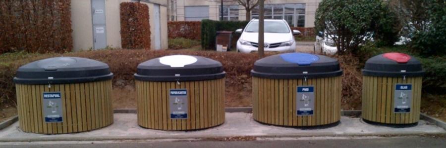 Η Ecosolution διαθέτει στην ελληνική αγορά εξοπλισμό για την συλλογή απορριμμάτων