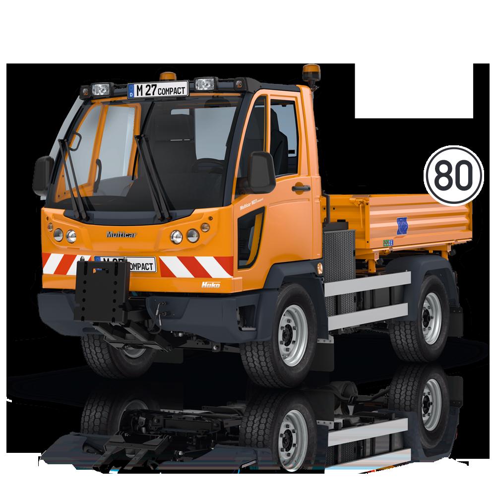 Hako Multicar M27 compact